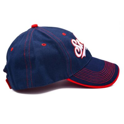 St. Croix Navy (w Red Trim) Hat