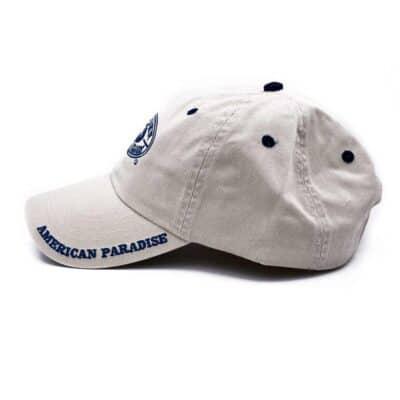 St. John American Paradise Hat (Khaki)