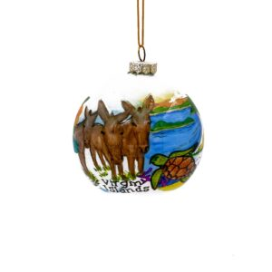 St. John Christmas Ball Ornament