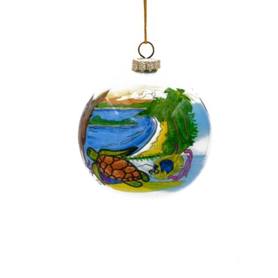St. John Christmas Ball Ornament
