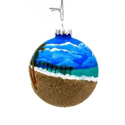 St. Croix Beach Ornament