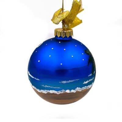 St. John Royal Night Christmas Ornament