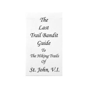 St. John Trail Bandit Hiking Map/Guide