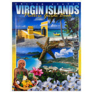 United States Virgin Islands Picture Guide Book