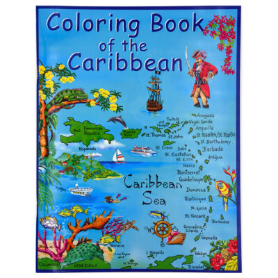 Coloring Book of the Caribbean