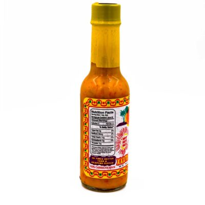 Caribbean XXXtra Scotch Bonnet Hot Sauce