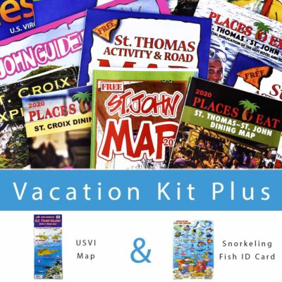 Virgin Islands Vacation Planning Packet Plus