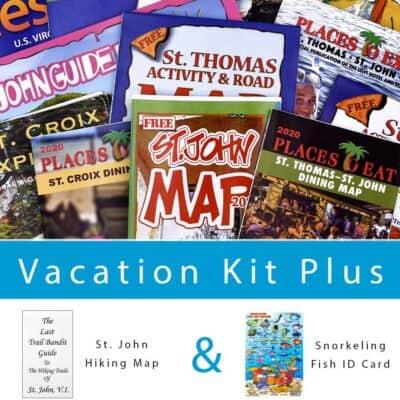 Virgin Islands Vacation Planning Packet Plus