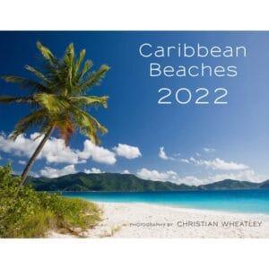 2022 Caribbean Beaches Calendar