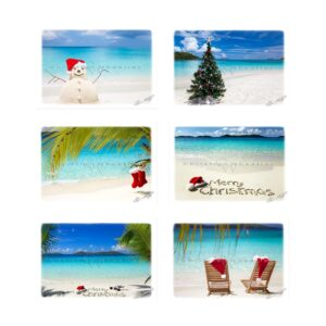 Virgin Islands Christmas Cards (8 pack)