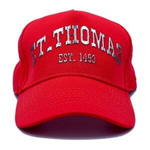 St. Thomas Tech Coral Hat