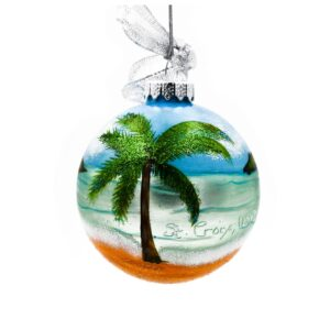 St. Croix Palm Cove Ornament