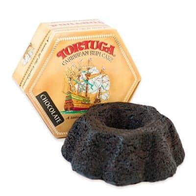 Chocolate Tortuga Rum Cake