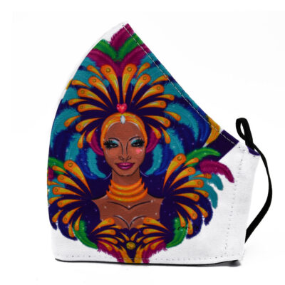 Carnival Fashion Face Mask