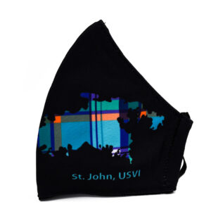 St. John Madras Face Mask