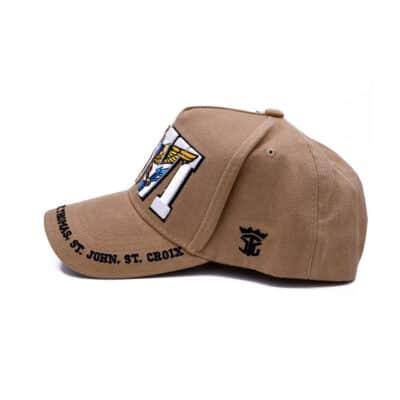 USVI Flag Hat